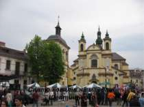 Свято ковалів на майдані Шептицького