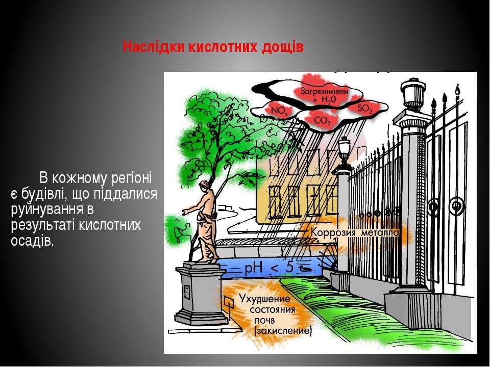 Наслідки кислотних дощів в архітектурі Така ж доля загрожує і Тадж-Махалу – ш...