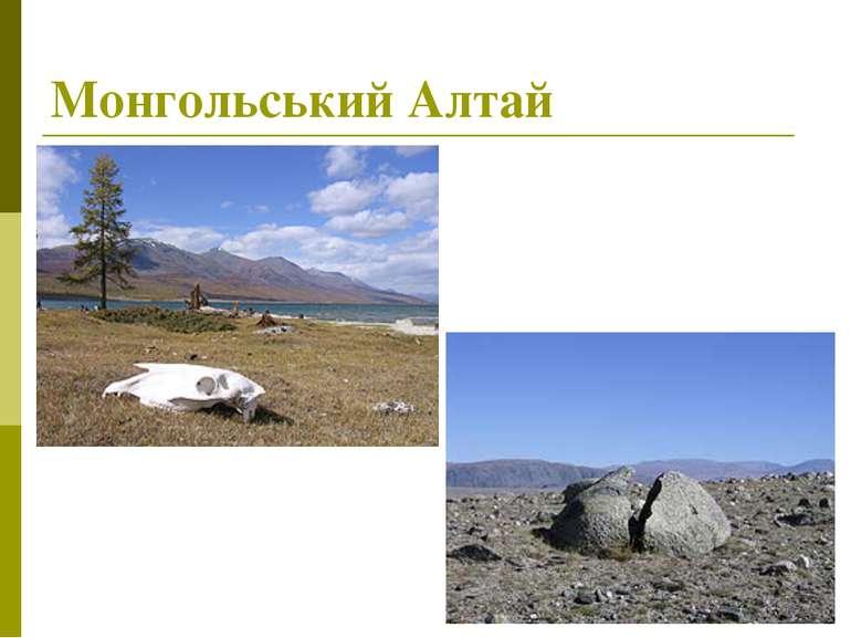 Монгольський Алтай