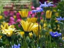При потеплении и увеличении содержания углекислого газа многие растения усиля...