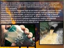 Надмір тих чи інших хімічних елементів у компонентах природного середовища ви...