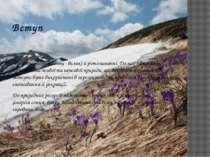 Вступ Природні ресурси світу - великі й різноманітні. До них відносять компон...