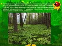 Необхідно поступово створювати на лісових землях різновікові за складом лісос...