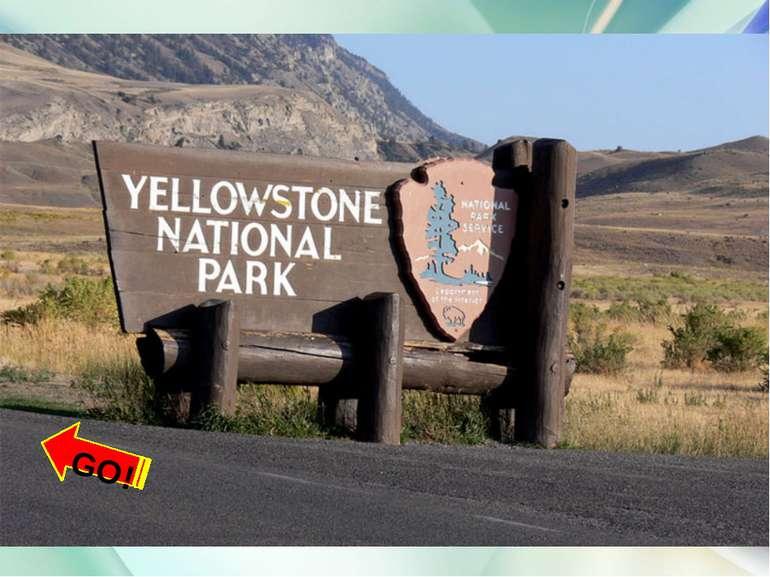 Більша частина парку розташована на Йеллоустоунському плато, оточеному хребта...