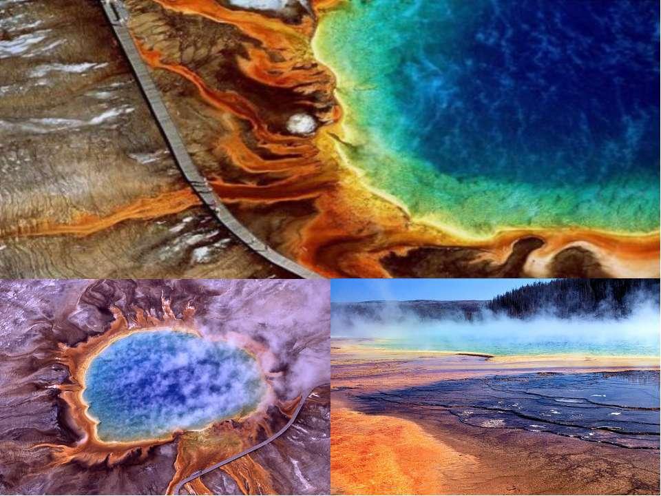 Відкладення мінералів, винесених на поверхню водами численних джерел, утворюю...