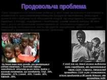 Сенс продовольчої проблеми полягає у зростанні чисельності населення в порівн...