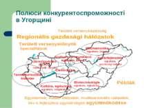 Полюси конкурентоспроможності в Угорщині