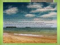 Экология Черного Моря Побережье Чёрного моря и бассейн рек, впадающих в него,...