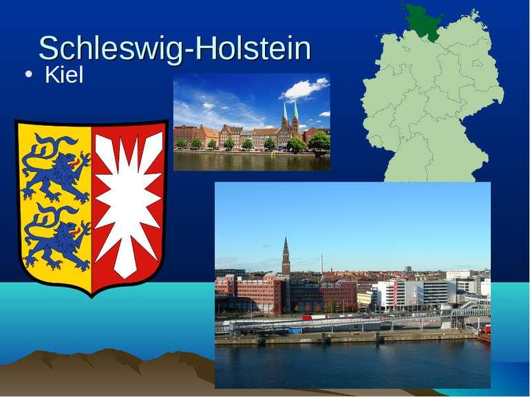 Schleswig-Holstein Kiel