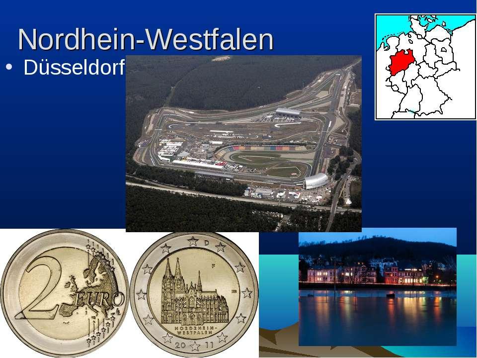 Nordhein-Westfalen Düsseldorf