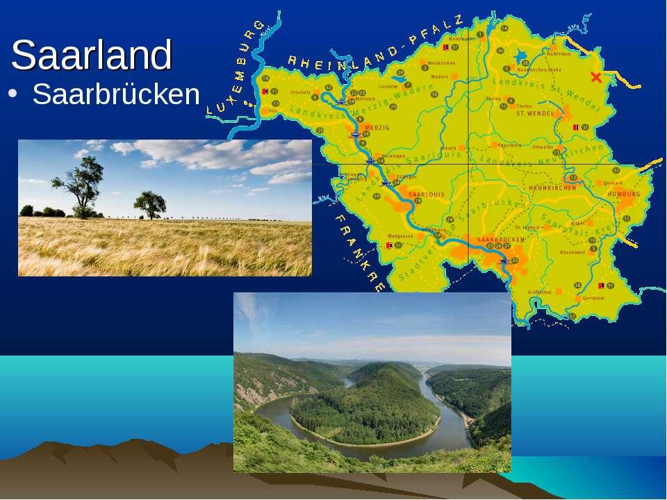 Saarland Saarbrücken