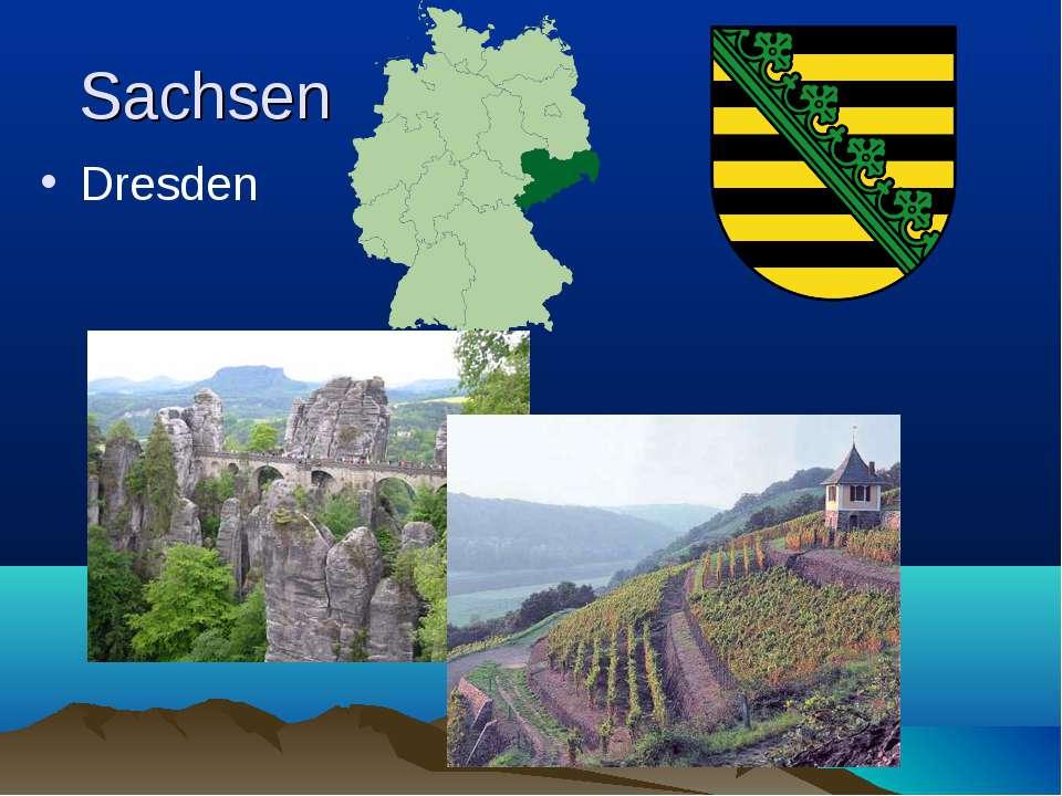 Sachsen Dresden