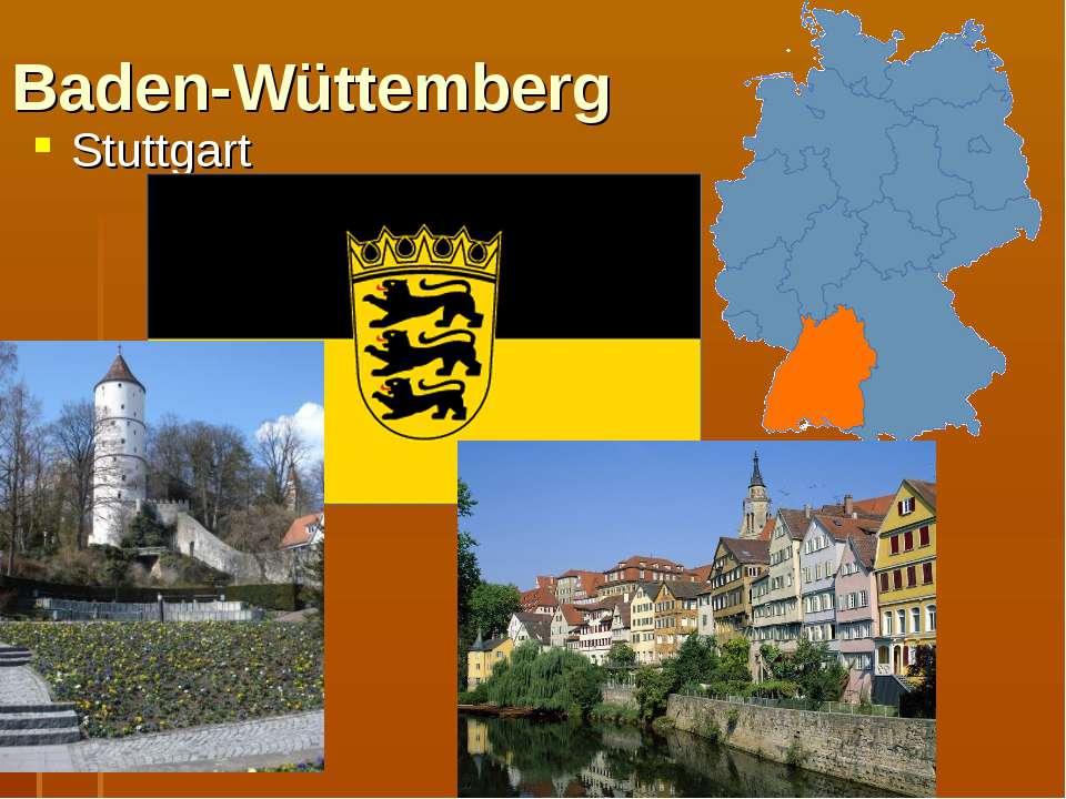 Baden-Wüttemberg Stuttgart