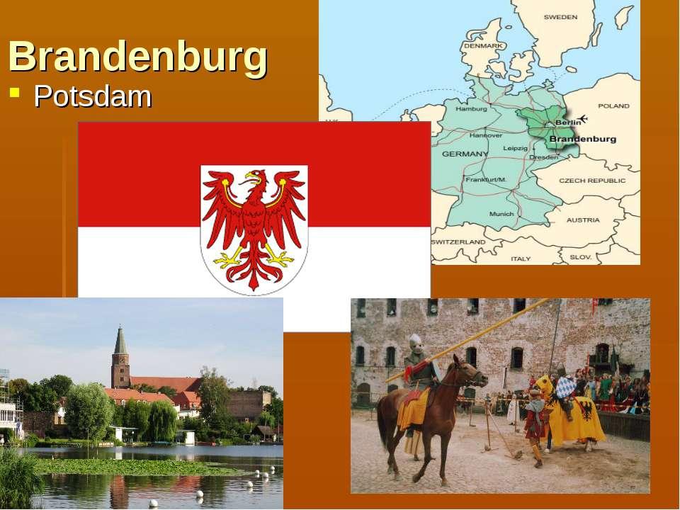 Brandenburg Potsdam