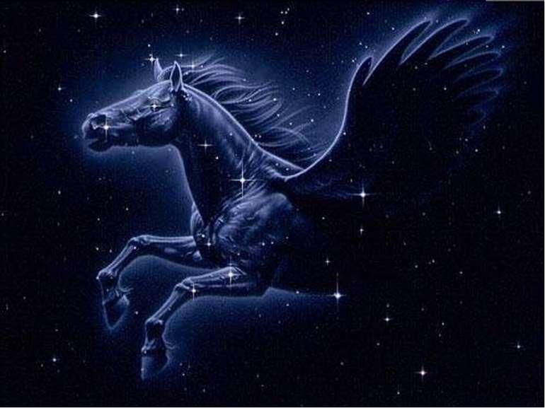 Є також ще одна легенда, в якій згаданий Пегас. Онук царя СізіфаБеллерофонт...