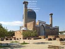 мавзолей Гур-Емір