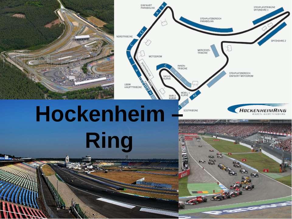 Hockenheim – Ring