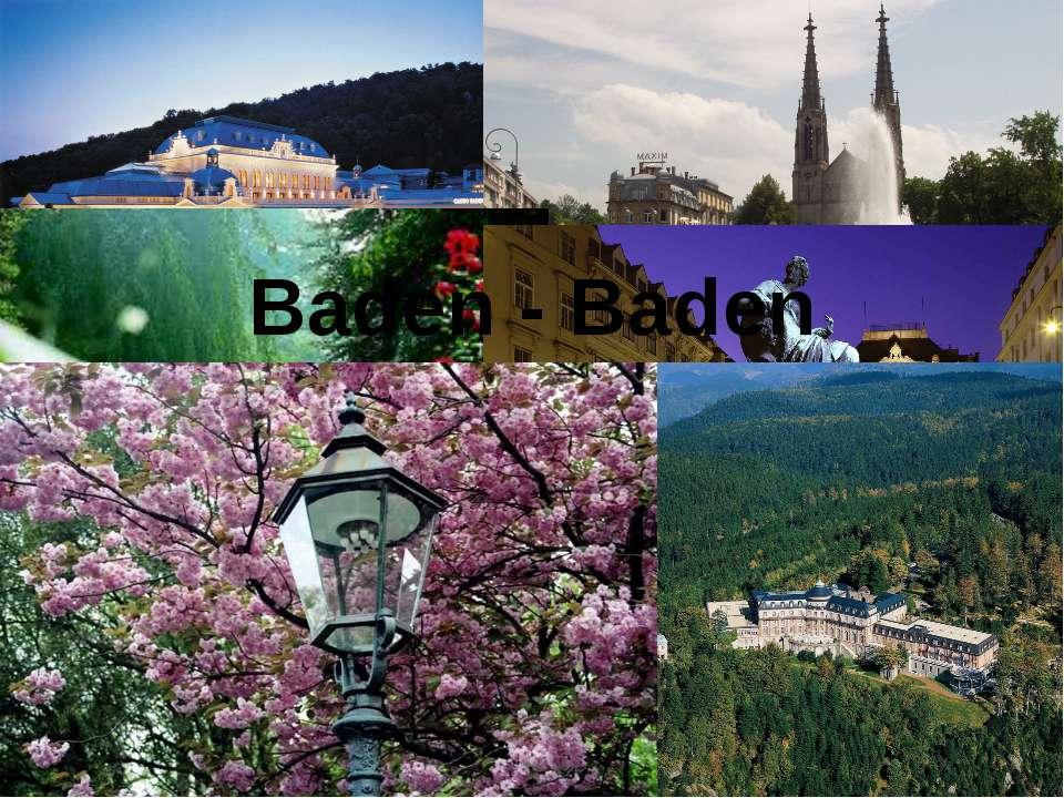 Baden - Baden