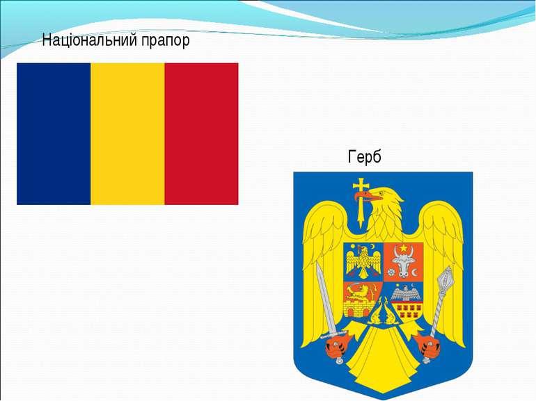 Національний прапор Герб