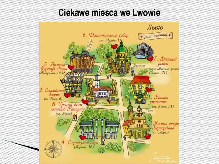 Ciekawe miesca we Lwowie
