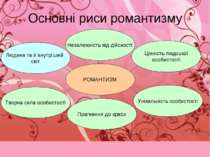 Основні риси романтизму