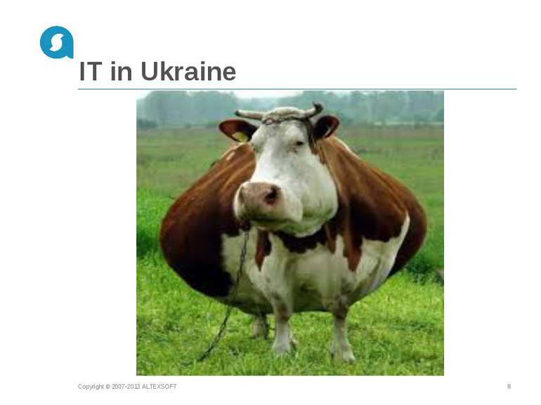 IT in Ukraine Copyright © 2007-2013 ALTEXSOFT * Copyright © 2007-2013 ALTEXSOFT