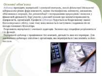 Основні обов'язки Аудитор проводить внутрішній і зовнішній контроль, аналіз ф...