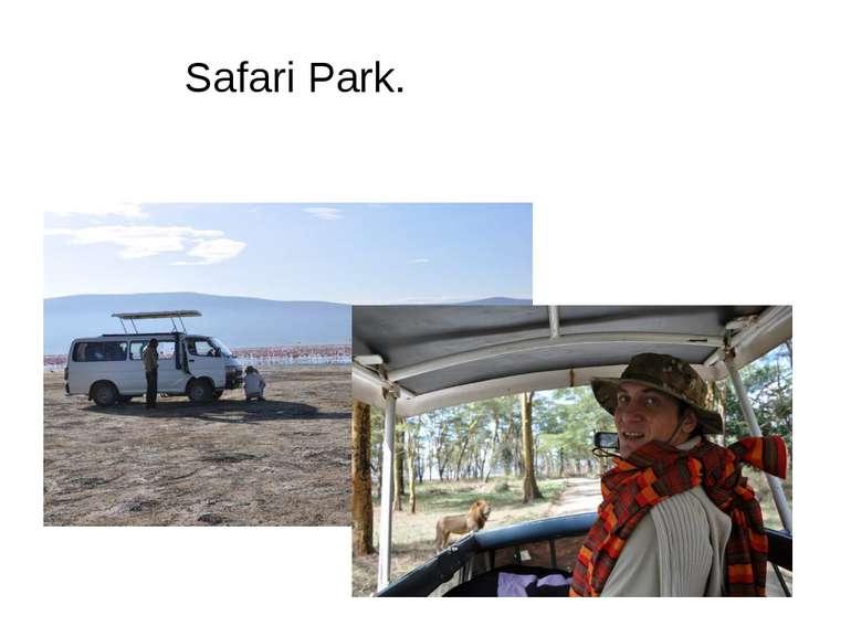 S Safari Park.