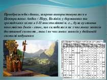 Прообразом баз даних, широко використовувалися в Центральних Андах ( Перу, Бо...