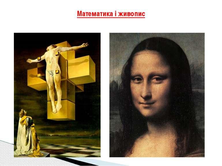 Математика і живопис