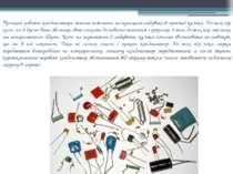 Принцип роботи конденсатора можна пояснити на принципі надування простої куль...