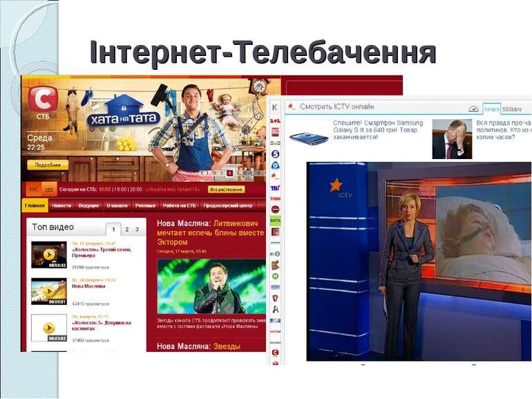 Інтернет-Телебачення