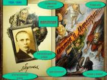 """М.Кононов © 2009 E-mail: mvk@univ.kiev.ua * 1928 - 1940 """"роман у романі"""" Філо..."""