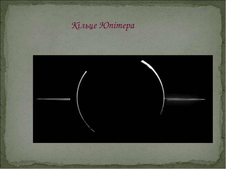 Кільце Юпітера