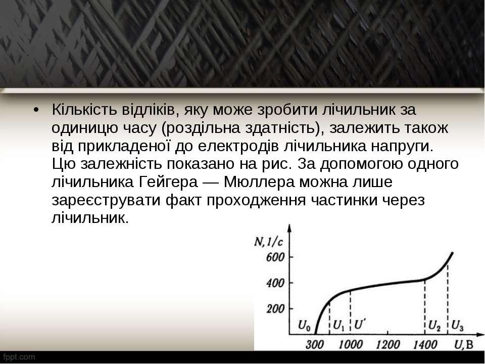 Кількість відліків, яку може зробити лічильник за одиницю часу (роздільна зда...