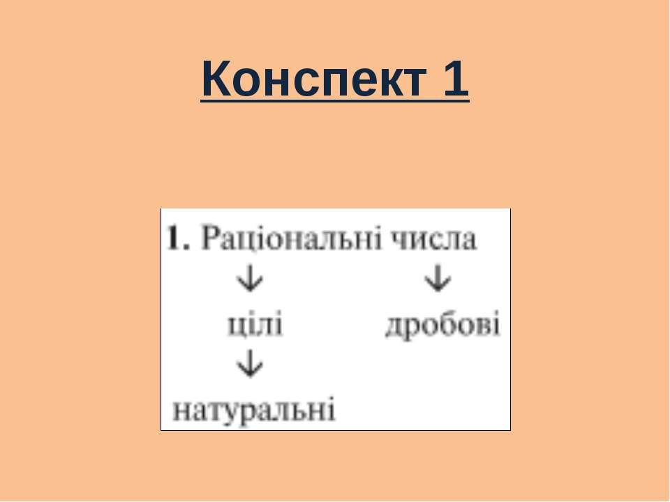 Конспект 1