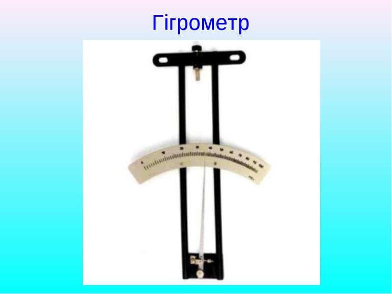 Гігрометр