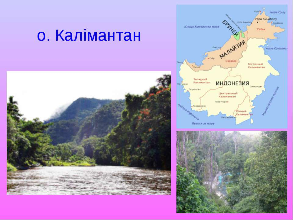 о. Калімантан