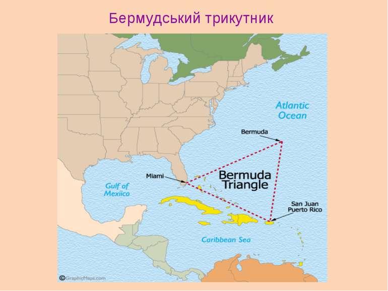 Бермудський трикутник
