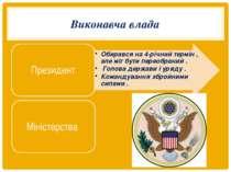 Виконавча влада