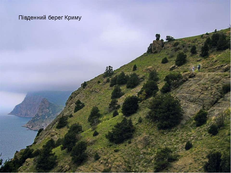 Південний берег Криму