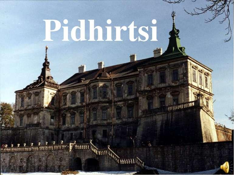 Pidhirtsi