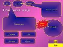 Атом складається з: друг учитель 50:50 3. Ядра і нейтронів 4. Ядра і електрон...