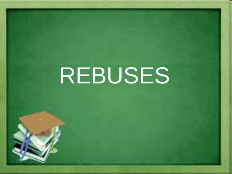REBUSES