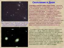 Скопление в Деве Скопление галактик в Деве (Virgo Cluster) - скопление более ...