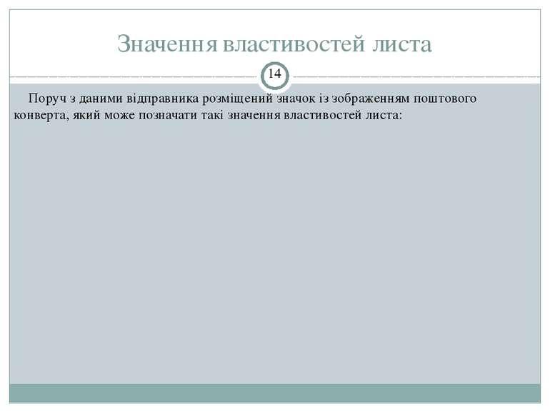 Значення властивостей листа СЗОШ № 8 м.Хмельницького. Кравчук Г.Т. Поруч з да...
