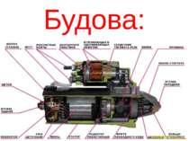 Будова: