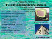 Функціональні види гучномовців -Гучномовці для систем оповіщення і систем озв...