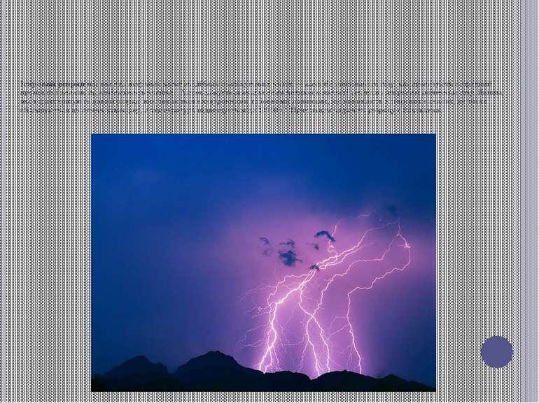 Іскровий розряд має вигляд яскравих зигзагоподібних розгалужених ниток — кана...