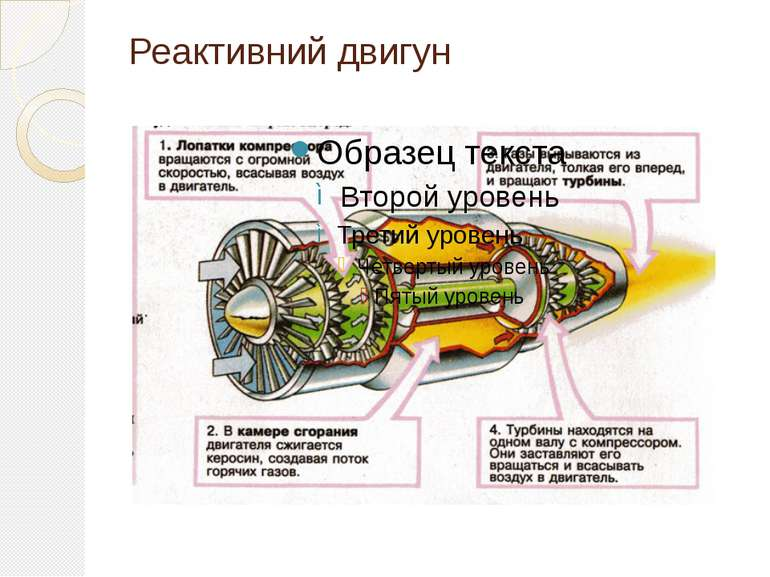 Реактивний двигун